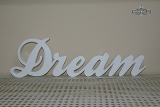 napis Dream