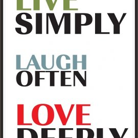 plakat-live-simply